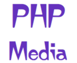 logo php media
